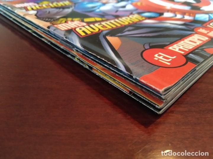 Cómics: Capitán América Centinela de la Libertad nºs 1 2 3 4 y 5 - Foto 3 - 183173536