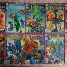 Comics: LOS 4 FANTASTICOS PACHECO 10 GRAPAS. Lote 183189053