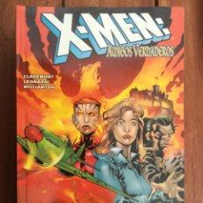 Cómics: X-MEN. AMIGOS VERDADEROS. TOMO FORUM. Lote 183218441