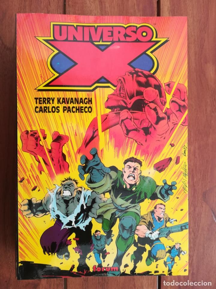UNIVERSO X. TOMO FORUM (Tebeos y Comics - Forum - Prestiges y Tomos)