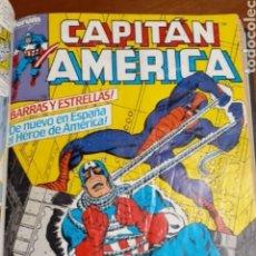 Cómics: LOTE DE 16 COMICS FORUM DE ALFHA FLIGHT, PATRULLA X, CAPITAN AMERICA ENCUADERNADO. Lote 183233856