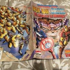 Cómics: IRON MAN Y CAPITAN AMERICA ESPECIAL 1999 - FORUM. Lote 183250841