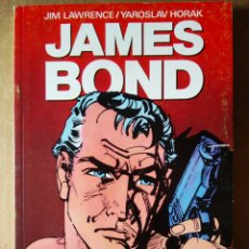 Cómics: RETAPADO JAMES BOND: NÚMEROS 1-2-3-4-5-6-7 (PLANETA DE AGOSTINI, 1988-1989). AVENTURA COMPLETA.. Lote 183289328