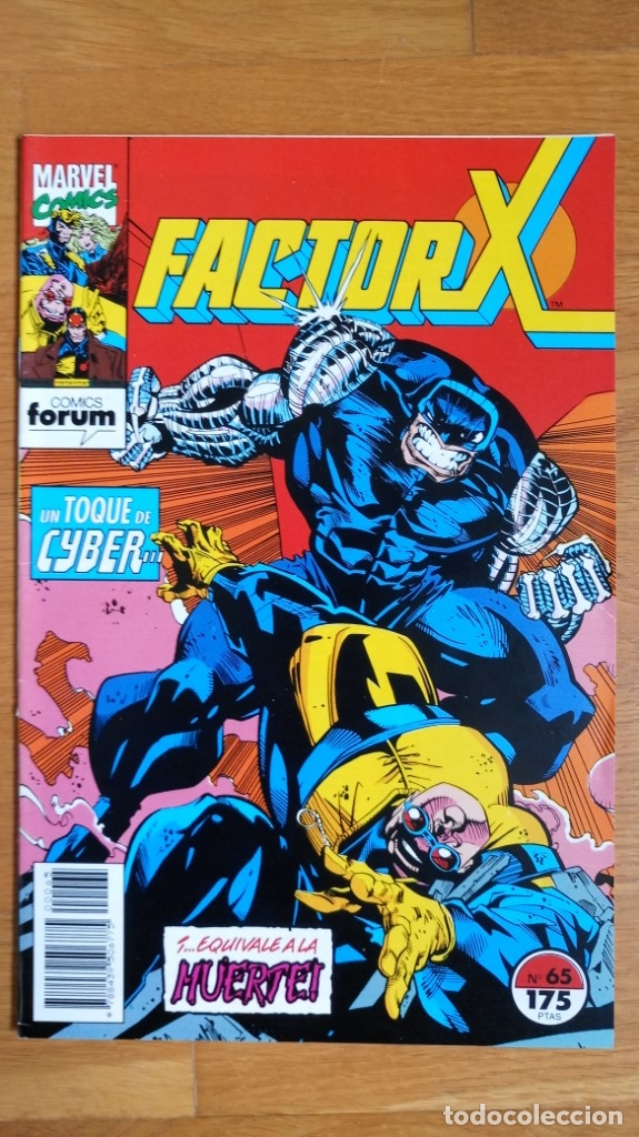 FACTOR X 65 (Tebeos y Comics - Forum - Factor X)