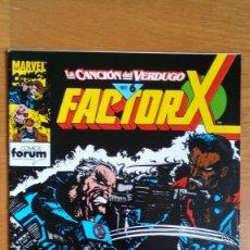 Comics: FACTOR X 69. Lote 183326741