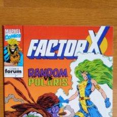 Comics : FACTOR X 79. Lote 183327493