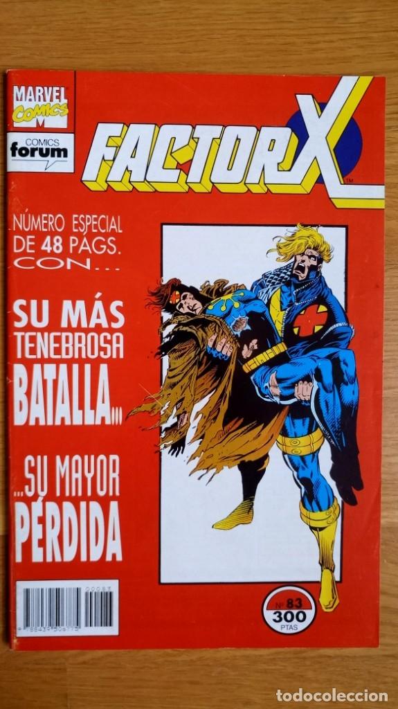 FACTOR X 83 (Tebeos y Comics - Forum - Factor X)