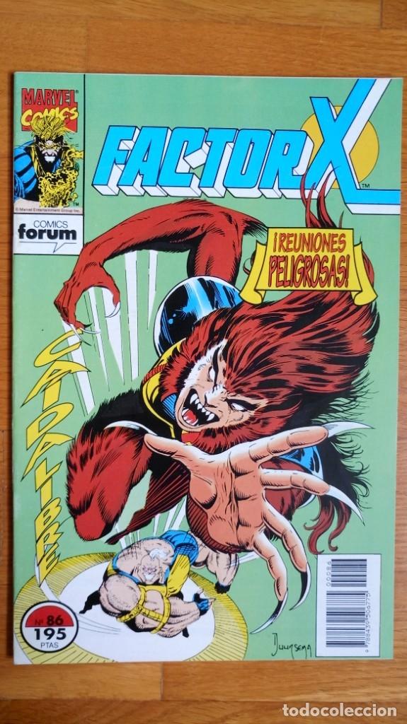 FACTOR X 86 (Tebeos y Comics - Forum - Factor X)
