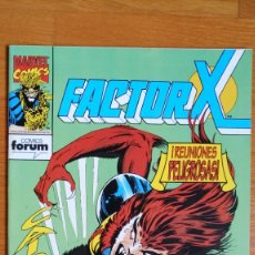 Comics : FACTOR X 86. Lote 183330355