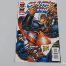 Cómics: CAPITAN AMERICA NUMERO 4 - HEROES REBORN. Lote 183331631