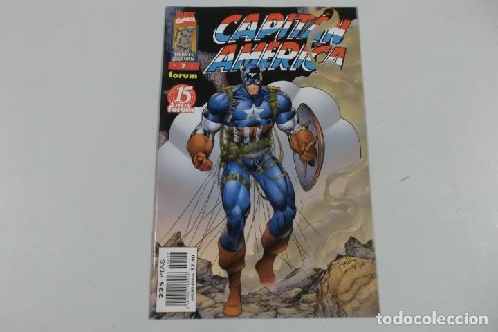 CAPITAN AMERICA NUMERO 7 - HEROES REBORN (Tebeos y Comics - Forum - Capitán América)
