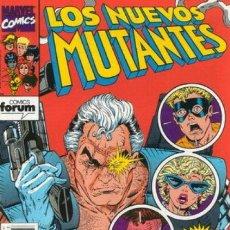 Cómics: LOS NUEVOS MUTANTES Nº 63 EDITORIAL PLANETA-DEAGOSTINI. Lote 183360955