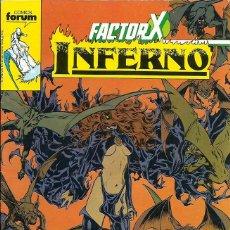 Cómics: INFERNO FACTOR X Nº 18 EDITORIAL PLANETA-DEAGOSTINI. Lote 183361726