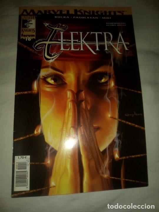 Cómics: Elektra. Grapas. - Foto 5 - 183381463