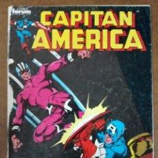 Cómics: CAPITAN AMERICA VOL. 1 Nº 40 PROCEDE DE RETAPADO - FORUM - SUB02. Lote 183395758