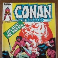 Cómics: CONAN EL BARBARO Nº 29 PROCEDE DE RETAPADO - FORUM - SUB02. Lote 183398856