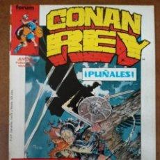 Cómics: CONAN REY Nº 28 PROCEDE DE RETAPADO - FORUM - SUB02. Lote 183405092