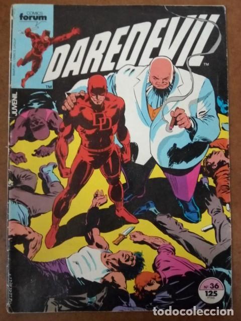 DAREDEVIL VOL. 1 Nº 36 PROCEDE DE RETAPADO - FORUM - OFM15 (Tebeos y Comics - Forum - Retapados)