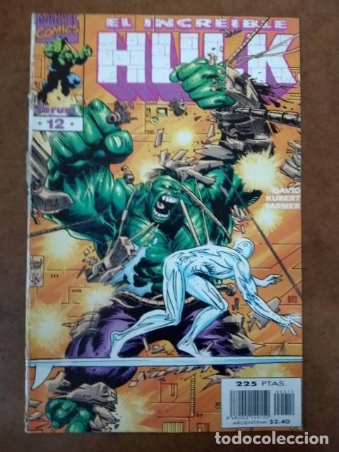 HULK VOL. 3 Nº 12 PROCEDE DE RETAPADO - FORUM - SUB02 (Tebeos y Comics - Forum - Retapados)