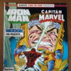 Cómics: IRON MAN VOL. 1 Nº 48 PROCEDE DE RETAPADO - FORUM - SUB02. Lote 183423192