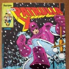 Cómics: PATRULLA-X VOL. 1 Nº 54 PROCEDE DE RETAPADO - FORUM - SUB02. Lote 183431360