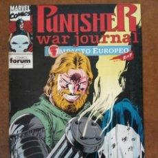 Cómics: PUNISHER WAR JOURNAL Nº 14 PROCEDE DE RETAPADO - FORUM - SUB02. Lote 183431856
