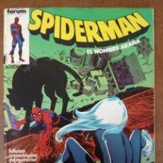 Cómics: SPIDERMAN VOL. 1 Nº 7 PROCEDE DE RETAPADO - FORUM - SUB02. Lote 183433021