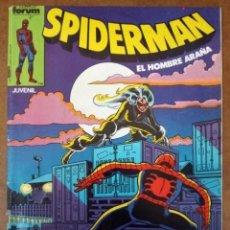 Cómics: SPIDERMAN VOL. 1 Nº 8 PROCEDE DE RETAPADO - FORUM - SUB02. Lote 183433153