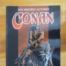 Cómics: COMIC LOS MEJORES AUTORES CONAN NEAL ADAMS FORUM 1996 TAPA DURA NUEVO. Lote 183435642