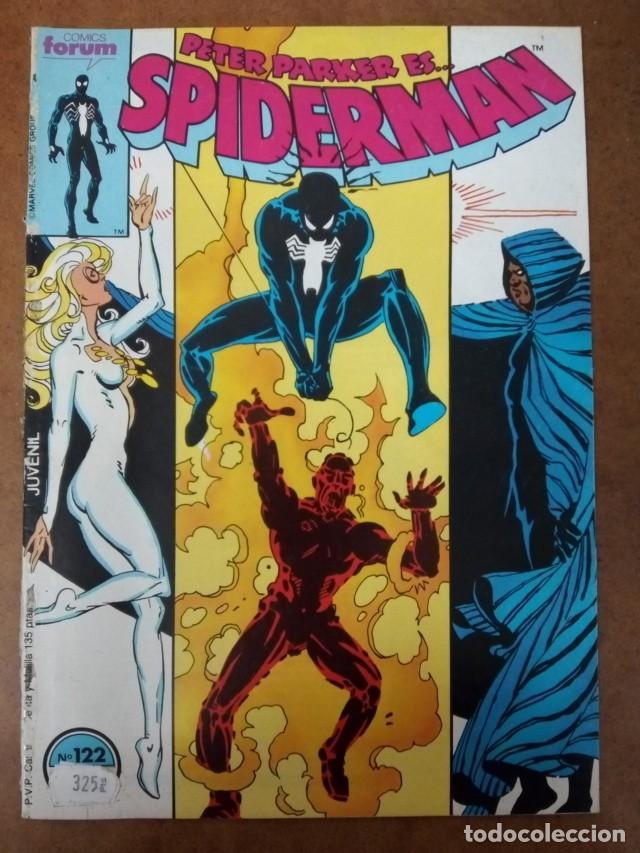 SPIDERMAN VOL. 1 Nº 122 PROCEDE DE RETAPADO - FORUM - SUB02 (Tebeos y Comics - Forum - Retapados)