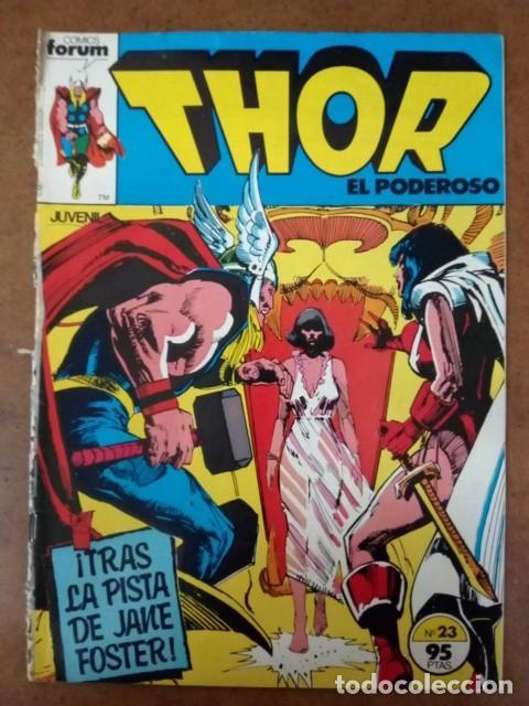 THOR VOL. 1 Nº 23 PROCEDE DE RETAPADO - FORUM - OFM15 (Tebeos y Comics - Forum - Retapados)