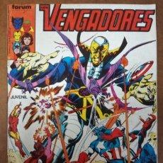 Cómics: VENGADORES VOL. 1 Nº 22 PROCEDE DE RETAPADO - FORUM - OFM15. Lote 183452278