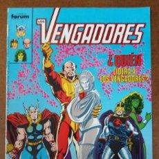 Cómics: VENGADORES VOL. 1 Nº 83 PROCEDE DE RETAPADO - FORUM - SUB02. Lote 183452328