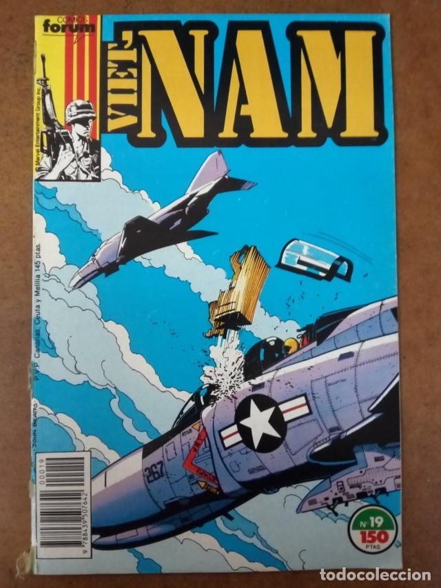 VIETNAM Nº 19 PROCEDE DE RETAPADO - FORUM - OFM15 (Tebeos y Comics - Forum - Retapados)
