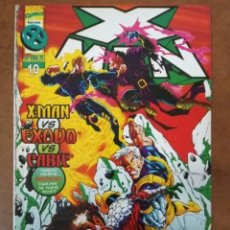 Cómics: X-MAN VOL. 2 Nº 10 PROCEDE DE RETAPADO - FORUM - SUB02. Lote 183452682