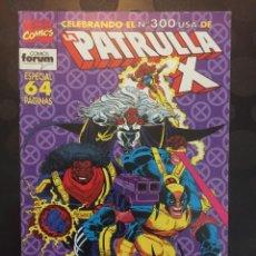Cómics: LA PATRULLA X VOL.1 N.139 . NÚMERO ESPECIAL 64 PP N.300 USA . ( 1985/1995 ) .. Lote 183488193