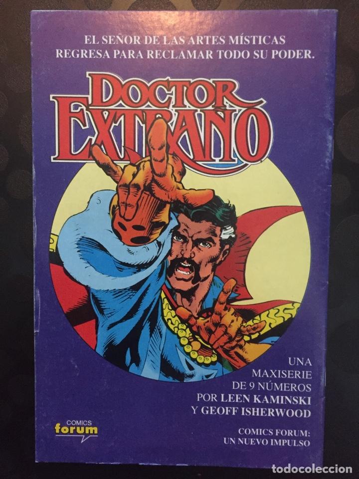 Cómics: LA PATRULLA X VOL.1 N.140 . ASALTO AL NIDO DE AGUILAS . ( 1985/1995 ) . - Foto 2 - 183488702