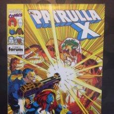 Cómics: LA PATRULLA X VOL.1 N.140 . ASALTO AL NIDO DE AGUILAS . ( 1985/1995 ) .. Lote 183488702