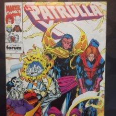 Cómics: LA PATRULLA X VOL.1 N.153 . JUICIO EN AVALON . ( 1985/1995 ) .. Lote 183489808