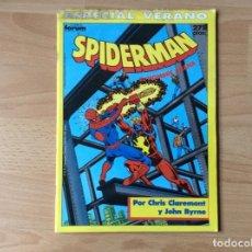 Cómics: SPIDERMAN. CÓMICS FORUM. ESPECIAL VERANO. Lote 183547205