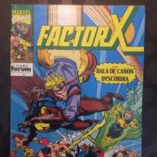 Cómics: FACTOR X VOL.1 N.61 . CON BALA DE CAÑON Y DYSCORDIA . ( 1988/1995 ) .. Lote 183550287