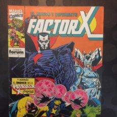 Cómics: FACTOR X VOL.1 N.62 . JUGANDO CON FUEGO . ( 1988/1995 ) .. Lote 183550678