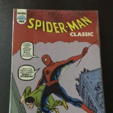 Cómics: SPIDER-MAN CLASSIC NUMERO 1 BUEN ESTADO. Lote 183551326