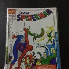 Cómics: SPIDER-MAN CLASSIC NUMERO 9 BUEN ESTADO. Lote 183551713