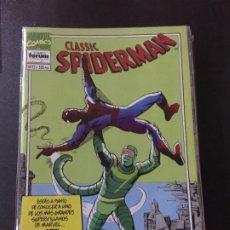 Cómics: SPIDER-MAN CLASSIC NUMERO 12 BUEN ESTADO. Lote 183551850