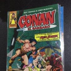 Cómics: FORUM CONAN DE ROY THOMAS NUMERO 43 BUEN ESTADO. Lote 183561211