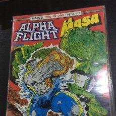 Cómics: FORUM ALPHA FLIGHT Y LA MASA NUMERO 56 NORMAL ESTADO. Lote 183562505