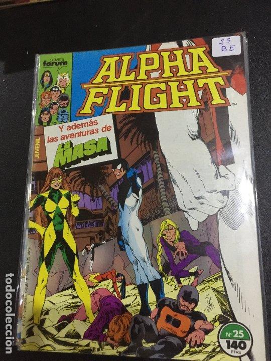FORUM ALPHA FLIGHT NUMERO 25 BUEN ESTADO (Tebeos y Comics - Forum - Alpha Flight)