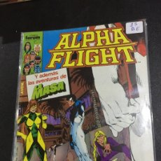 Cómics: FORUM ALPHA FLIGHT NUMERO 25 BUEN ESTADO. Lote 183562683