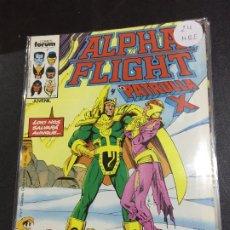 Cómics: FORUM ALPHA FLIGHT NUMERO 24 BUEN ESTADO. Lote 183562835